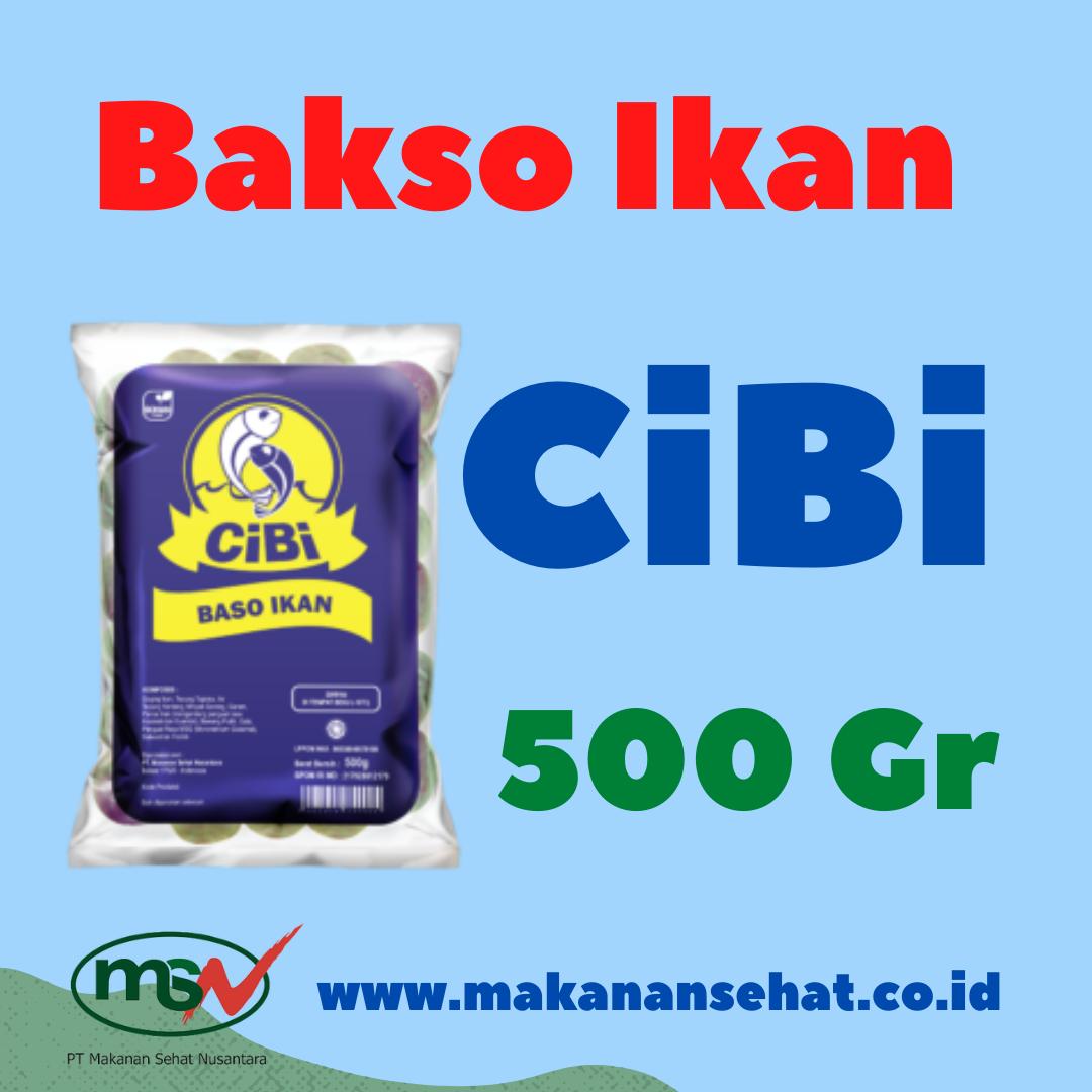 Bakso Ikan Cibi