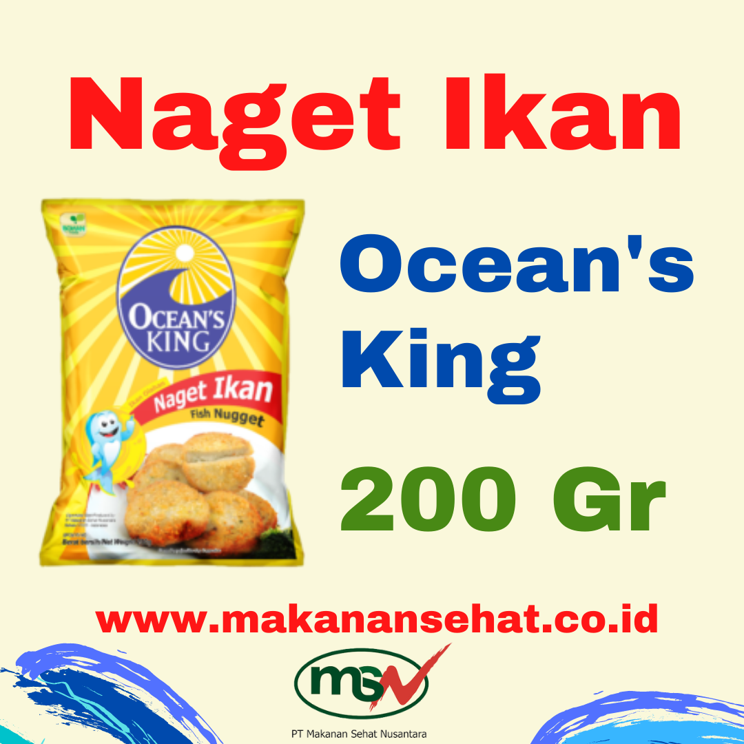 Naget Ikan Ocean's King